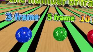 VR Sports Bowling Gameplay