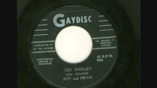 roy panton & millie small -  oh shirley ( gaydisc 1963 )
