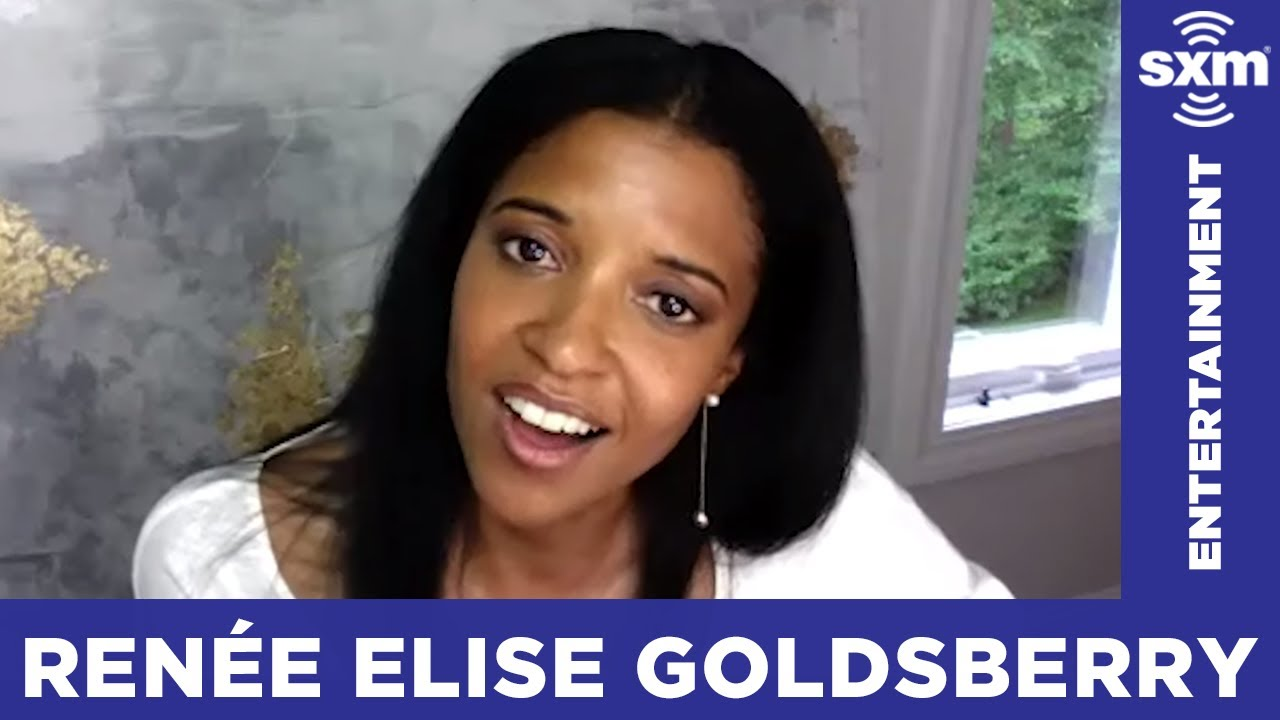 Renée Elise Goldsberry's First Reaction to