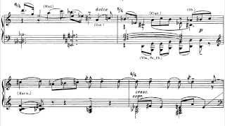 Bartok - Two Pictures - 1. In Full Bloom
