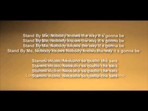 Oasis - Stand by Me Traduzione in Italiano (+ Testo in Inglese)