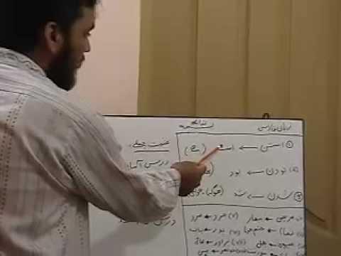 Lesson 2 - Farsi/Persian Language Course for Urdu Speakers