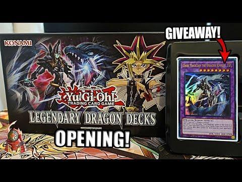 YU-GI-OH LEGENDARY DECKS Legendary Dragon Decks