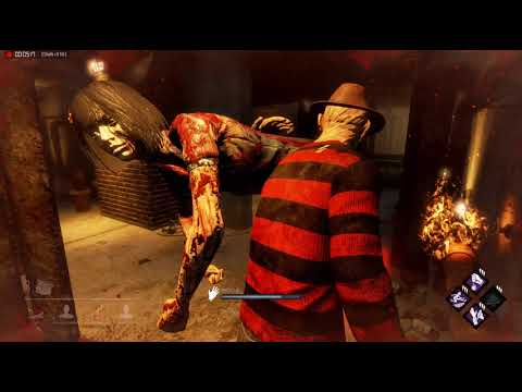 Played Dead By Daylight w/ my girls against The Nightmare