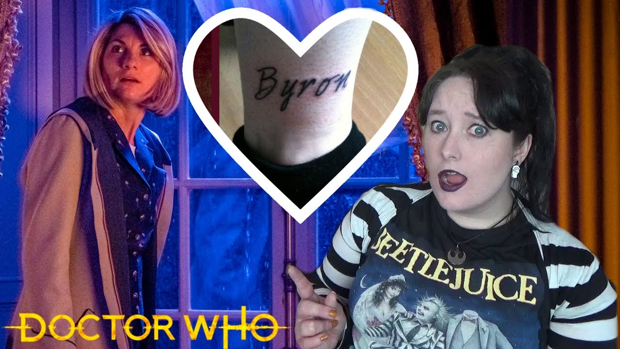 BYRON?! Doctor Who Haunting of Villa Diodati S12E08 Review!