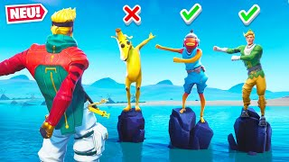 KIDMAVE Sagt TANZ mir NACH oder STIRB in Fortnite!!