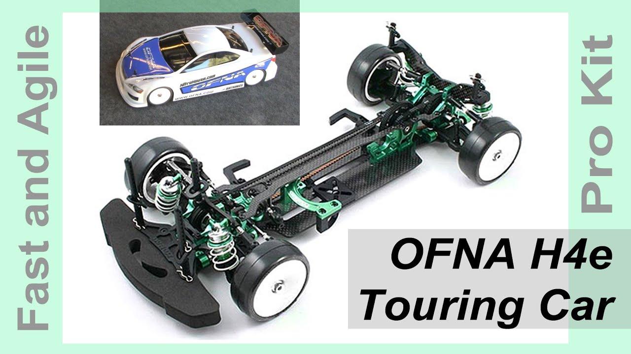 Ontrack Hobao H4e 1 10 Rc Touring Car Kit Youtube