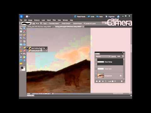 Poprawiamy zdjęcia krajobrazowe - punktowa korekta w Photoshopie [tutorial]