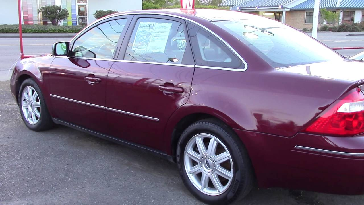 2005 ford 500 limited stock 96216 at sunset cars of auburn youtube