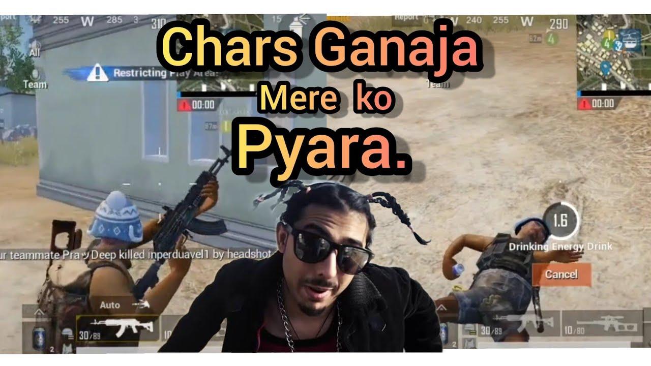 Download Charas ganja mere ko pyara   tik tok pubg funny videos   #mrakkku