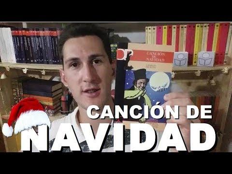CANCIÓN DE NAVIDAD de Charles Dickens | RESEÑA | L