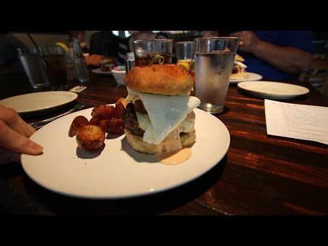 FOLC - The Best Hamburger in Texas? And a Trip to The San Antonio Museum of Art