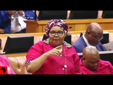 FUNNY COMEDY In Parliament - EFF vs FF Plus
