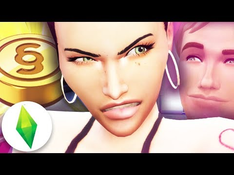 AFFAIR WITH A WIDOW!? Let's Play The Sims 4 Hampton Falls [ Part 2 ]