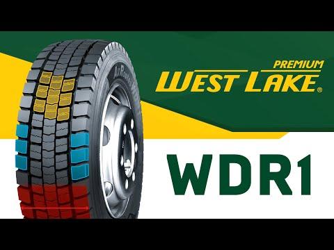🚚✌Обзор грузовой шины WestLake WDR1. Региональная шина на ведущую ось WestLake WDR1