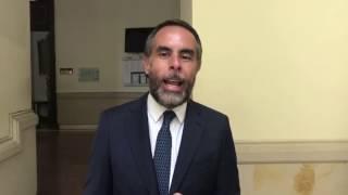 Armando Benedetti habla de la intervención del Gobierno a Electricaribe