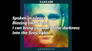 Kaskade - Disarm You (with lyrics)