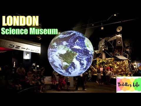The Science Museum in London - Kids Learning Science