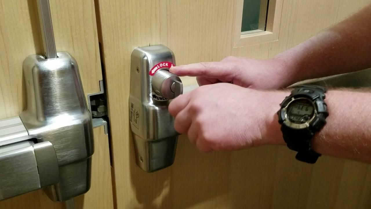 Campus Locks - Public Safety - Loyola University Maryland