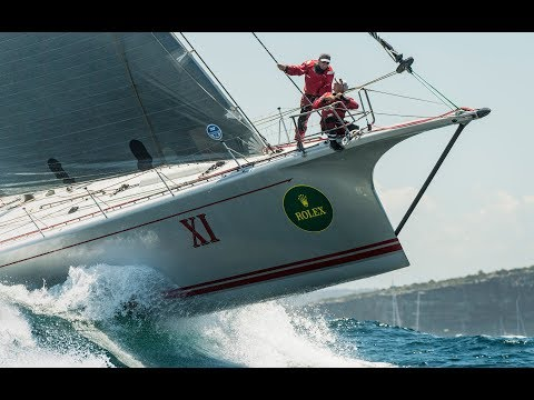Rolex Sydney Hobart Yacht Race 2017 -  Preview
