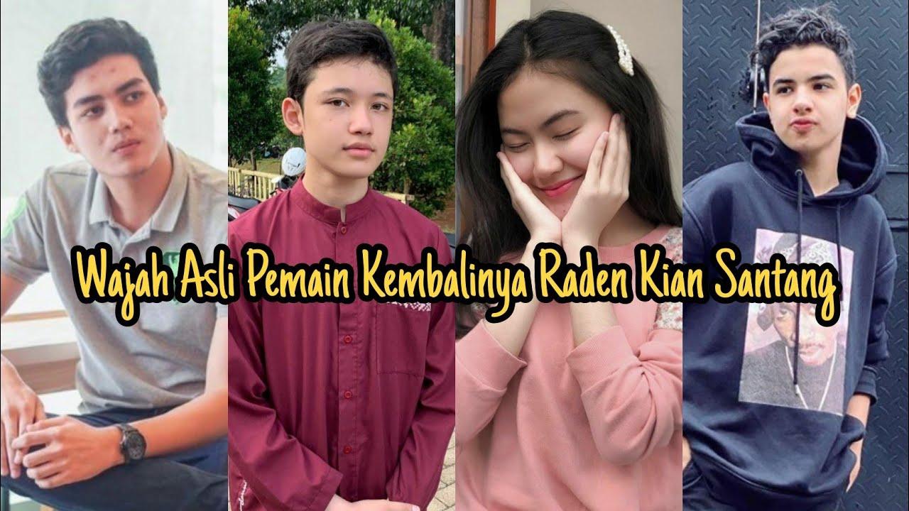 Wajah Asli Pemain Kembalinya Raden Kian Santang MNCTV Season Terbaru, FT Alwi Assegaf Dan Rientammy
