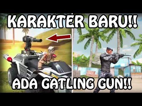 KARAKTER BARU DAN MODE BARU!! (FREE FIRE INDONESIA)