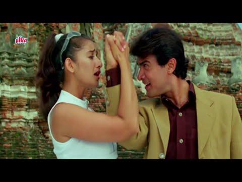 mera-mann-kyu-tumhe-chahe-mera-mann-full-video-song-|-aamir-khan-manisha-koirala