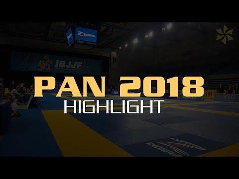 2018 PAN IBJJF  |   HIGHLIGHT RIBEIRO JIU-JITSU  | SAULO RIBEIRO AND XANDE RIBEIRO