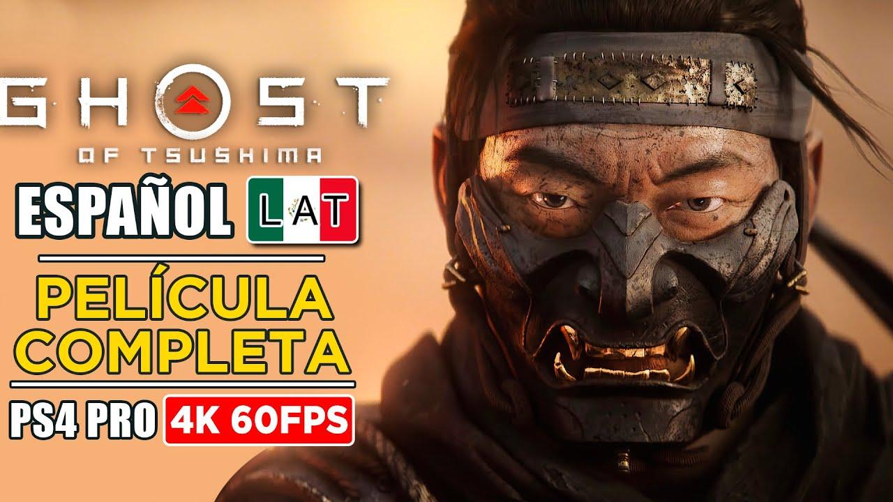 Download Ghost of Tsushima Pelicula Completa en Español Latino 4K 60 Fps