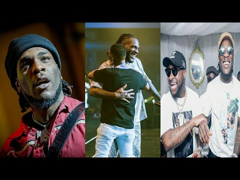 "Burna Boy: "" I Am Better Than Wizkid And Davido Except Fela"