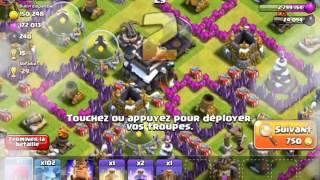 Full gargouille sur clash of clans