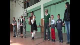 Výchovný koncert - folklorista - 1. stupeň - 2011/2012