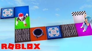 12 PLAYERS BUT ONLY ONE CAN WIN 3000 COINS IN ROBLOX!
