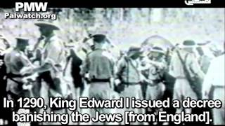 PA TV: Jews were corrupt and brought tragedy on Europe