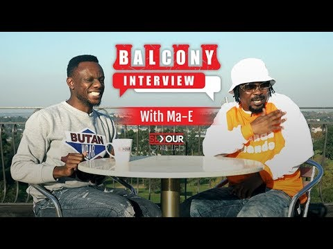 #BalconyInterview: Ma-E Talks Teargas Being Ahead Of Its Time; Respect & Kasi Pride