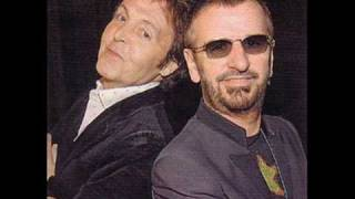 Walk With You - Ringo Starr & Paul McCartney