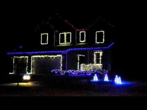 kerstmis licht show wizards - photo #35