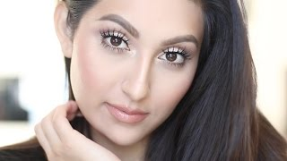 Soft & Glowing Winter Makeup Tutorial | BeautyyBird