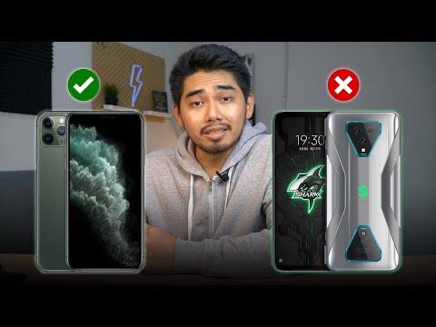 Gaming Di IPhone LEBIH PADU Berbanding Android, Ini Sebabnya...