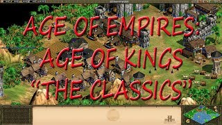 Age of Empires II: The Classics Ep. 16 (Age of Kings PC Gameplay)