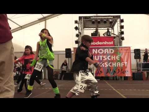 Norddeutsche DAT Hip Hop Meisterschaft 2013 - unser Enrico bei der Gruppen-Vorauswahl