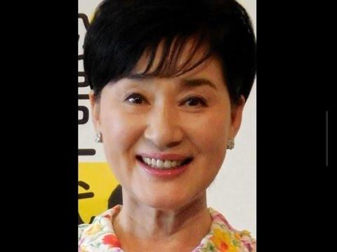 松居一代が神社で会見し離婚否定 - YouTube