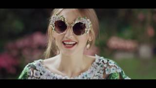 Dolce&Gabbana #DGOrtensia Eyewear Collection