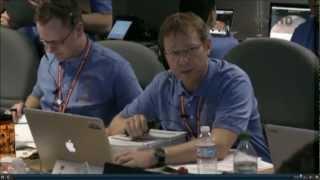[HD] NASA TV: Mars Curiosity Landing. JPL Control Room. Spine-chilling!