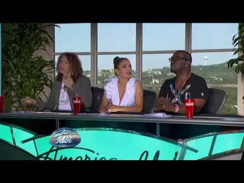 Jennifer Lopez - Best moments on American Idol