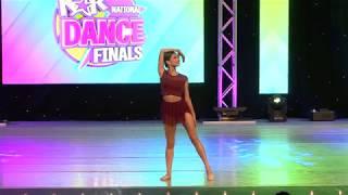 Caroline Kim Field of Flowers KAR Nationals 2018