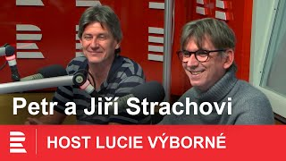Petr a Jiří Strachovi: Po telefonu si nás pletla i maminka