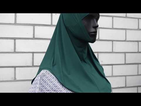 Хиджаб как сшить