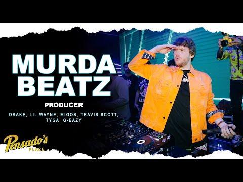 Multi-Platinum Producer, MURDA BEATZ – Pensado's Place #450