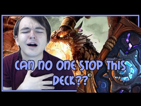 Hearthstone: Can no one stop this deck??